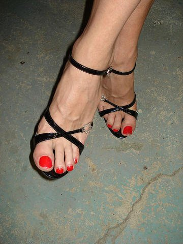"beautiful feet photo 4*6 в""– 8015"