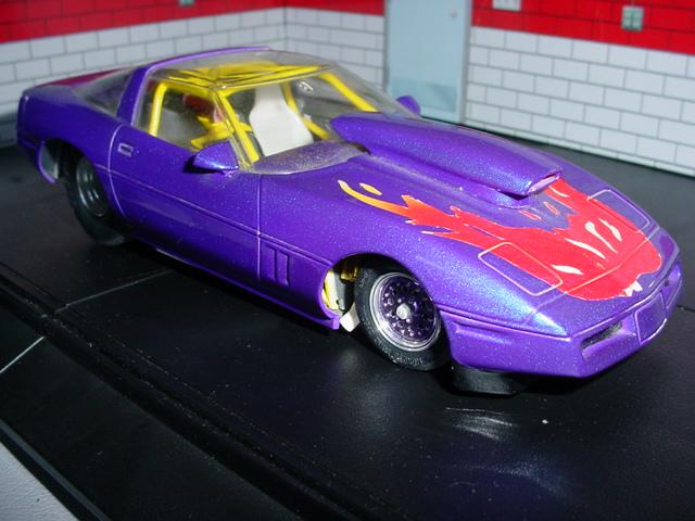 Corvette pro street 1