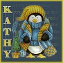 Stay Warm Penguin-Kathy
