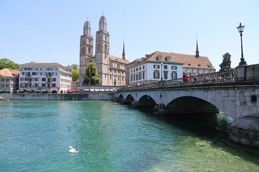 Zurich 2017 June