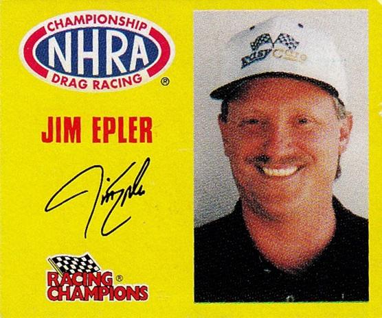 1997 Racing Champions 1-144th Jim Epler (1)