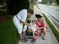 Kim,Mark,April and Aunty Kay visit Naples  3-15-2008 023