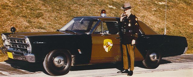 MD - Maryland State Police 1967