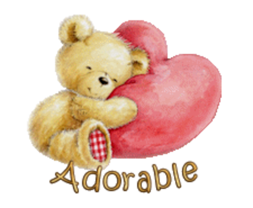 Adorable - ValentineBear2016