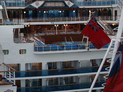 Crown Princess Balcony Cabin Photos - 50 Pictures