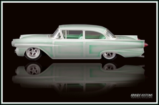 57Ford reflection