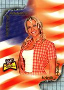 2001 WWF Ultimate Divas Collection National Assets #07NA (1)