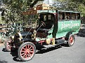 1911 Ford Model T Jitney Bus body front side