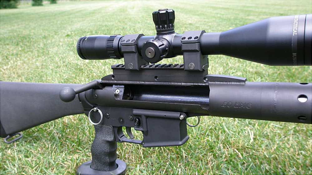 atf is classifying 50 cal bolt action ar uppers as firearm