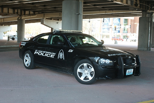 MO- St Louis Metro Police 2013 Dodge Charger