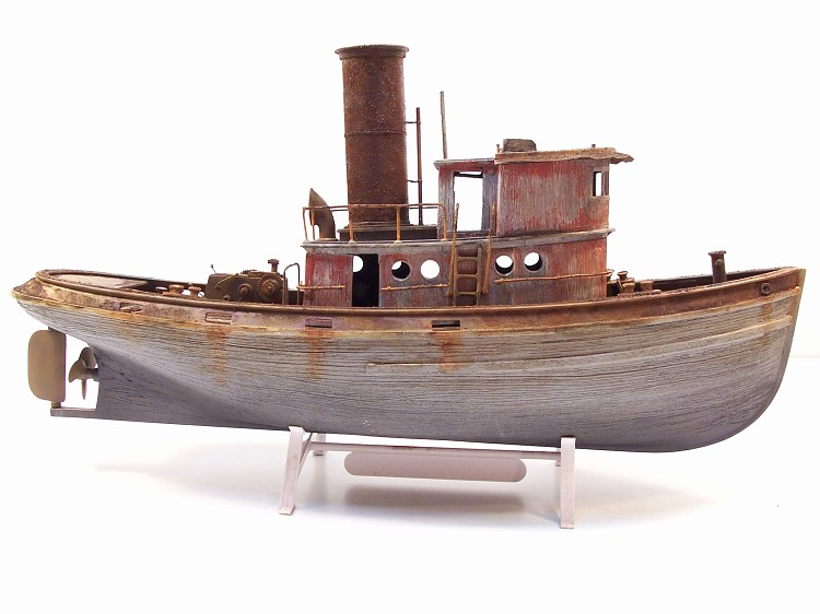 Steam Tugboat Plans / Drawings ? - FineScale Modeler - Essential ...