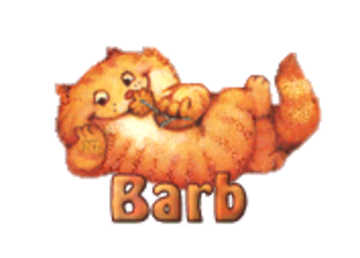 Barb - SpringKitty