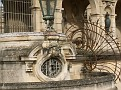 Chateau de Chantilly - Detail entree 2
