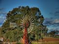 Windmill near Cowra