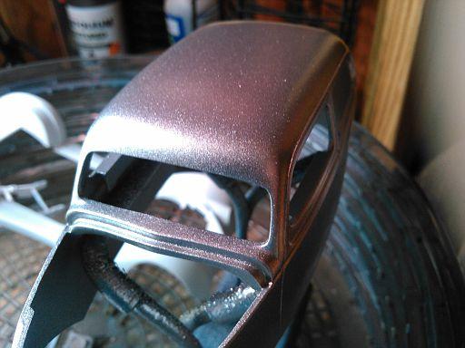 WIP - 1938 Custom Ford Van 017