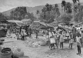 Un marché à Port-au-Prince.