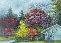 Осенний сад