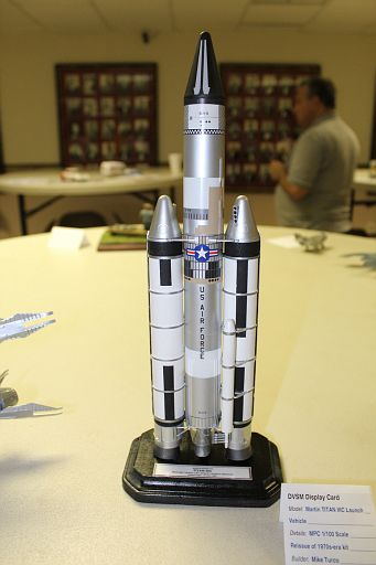 Martin Titan IIIC Launch Vehicle-MTurcos 2