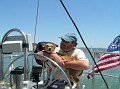 captain and first mate