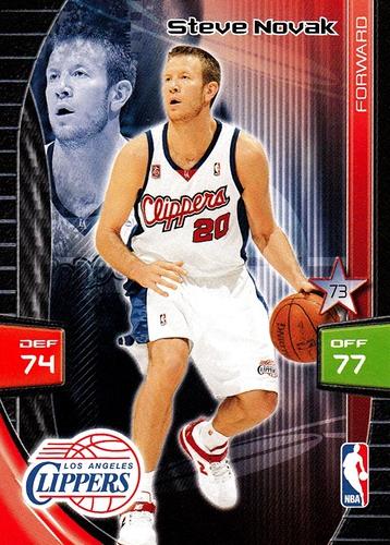 2009-10 Adrenalyn XL Steve Novak (1)