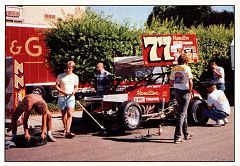 1989 World of Outlaws Oversize #77