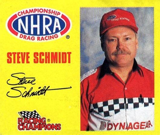 1997 Racing Champions 1-144th Steve Schmidt (1)