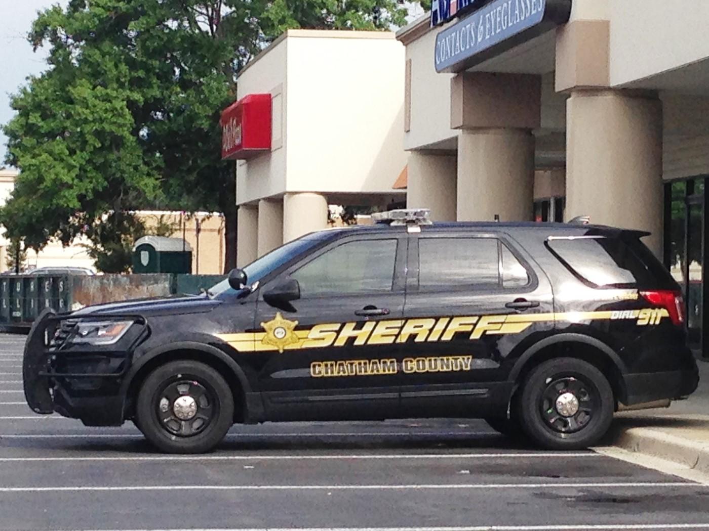 GA - Chatham County Sheriff