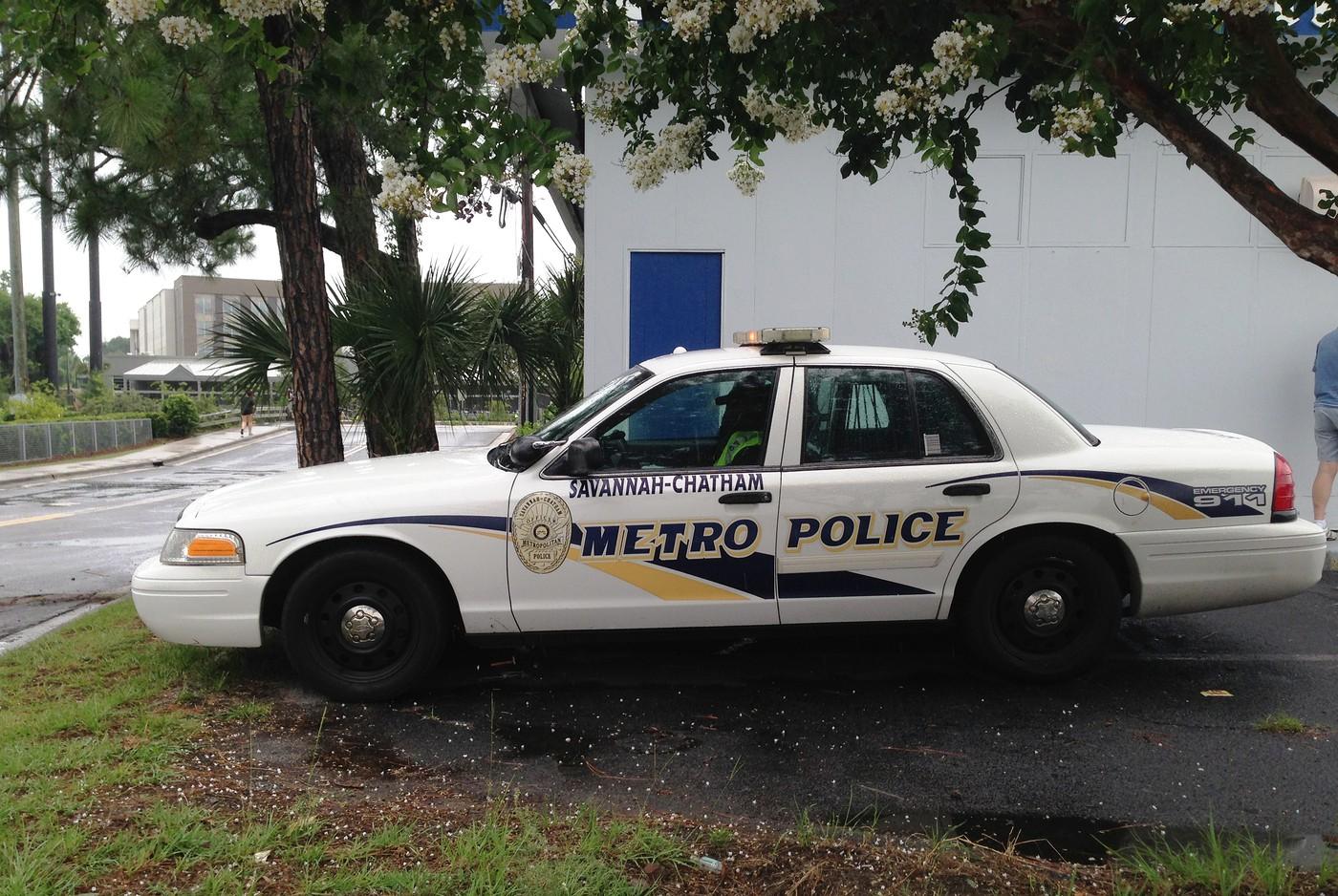GA - Savannah-Chatham Metro Police