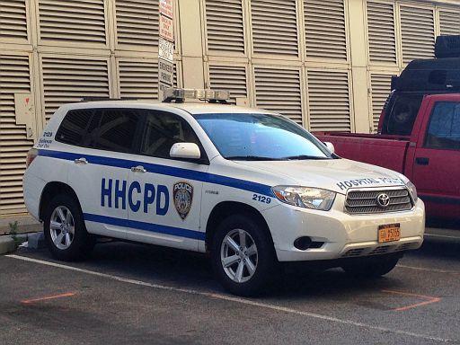 NY - NYC Hospital Police