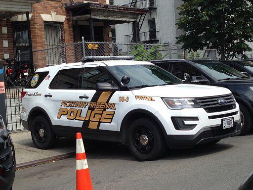 US - Picatinny Arsenal Police