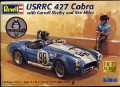 AC COBRA 427 USRRC by REVELL [01] with 2 Resin Figures REVELL