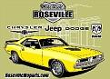 Roseville, en firma som säljer Chrysler, Jeep och Dodge men de har även en affär för delar till äldre Mopars.
