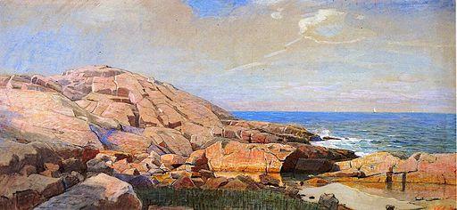 Rocky Coast of New England [undated]