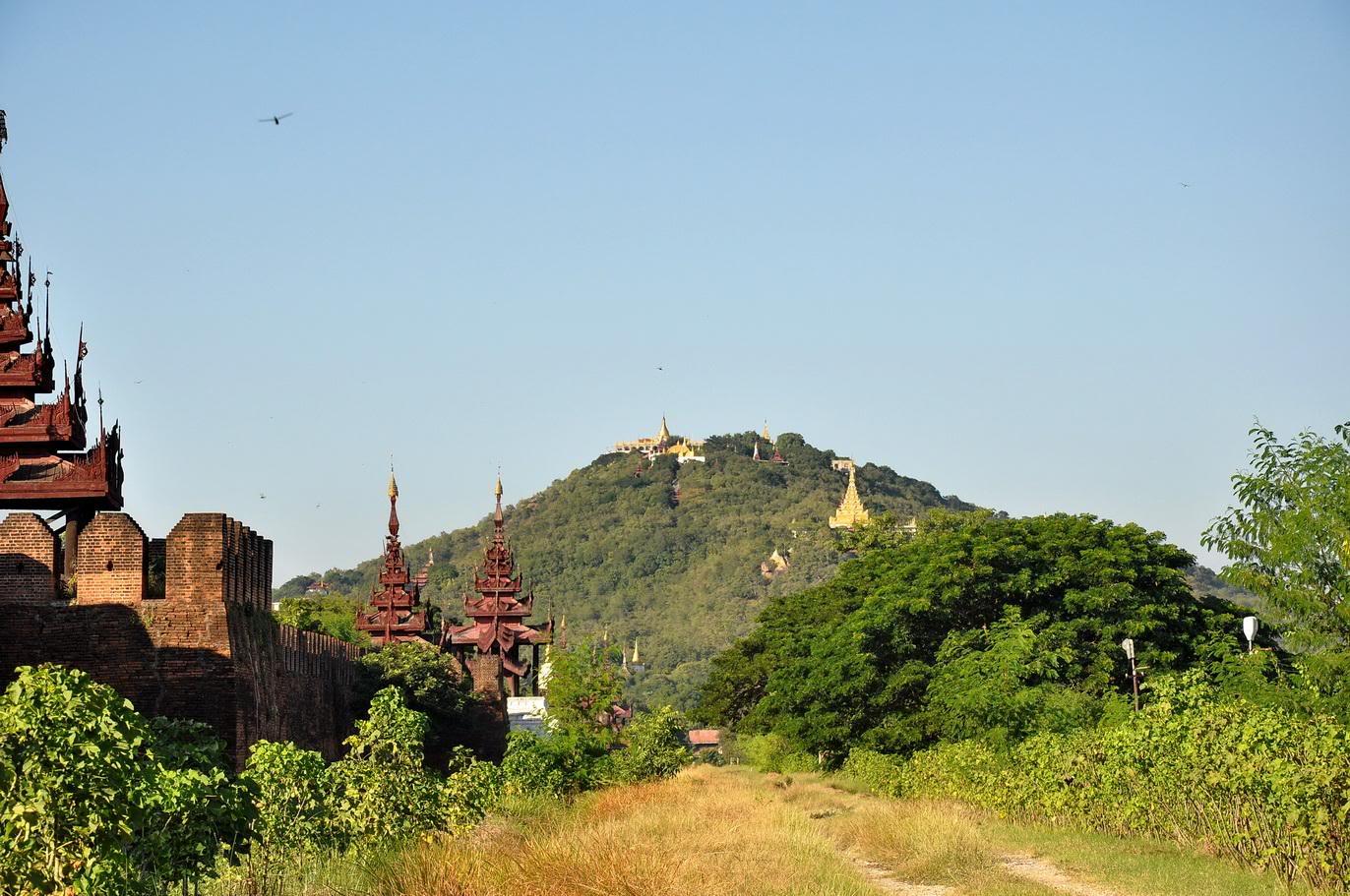 Okolica Mandalay