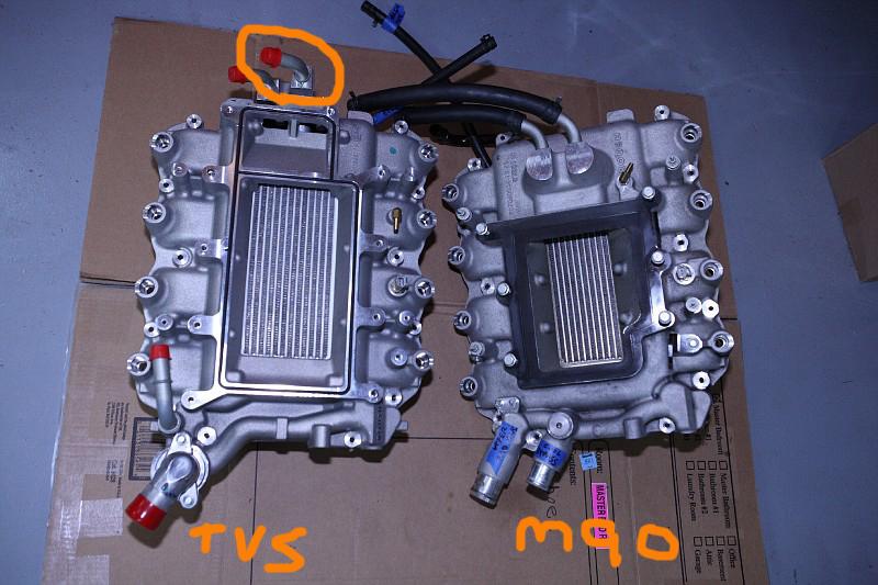 Dimora 39 S Tvs Intercooler Pipe Leak Fix How To