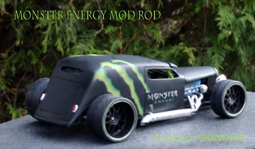 Monster Energy Hot Rod by BarneyHH MonsterEnergyRod55-vi