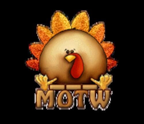 MOTW - ThanksgivingCuteTurkey