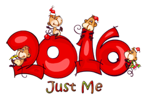 Just Me - 2016WithMonkeys