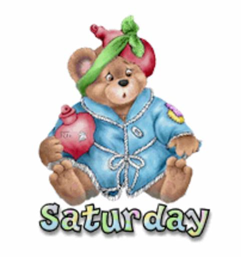 DOTW Saturday - BearGetWellSoon