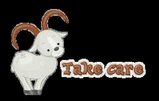 Take care - BighornSheep