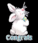 Congrats - HippityHoppityBunny