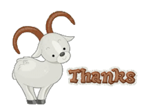 Thanks - BighornSheep