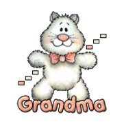Grandma - HuggingKitten NL16