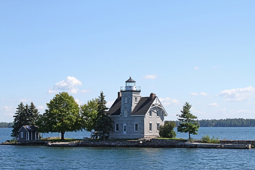 Sister Island Lighthouse #2