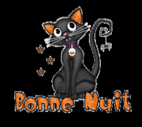 Bonne Nuit - HalloweenKittySitting