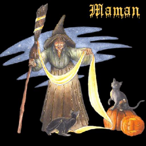 Maman - WitchPumpkinCat-Sandra-Oct 14, 2018
