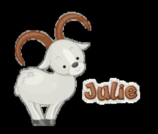 Julie - BighornSheep