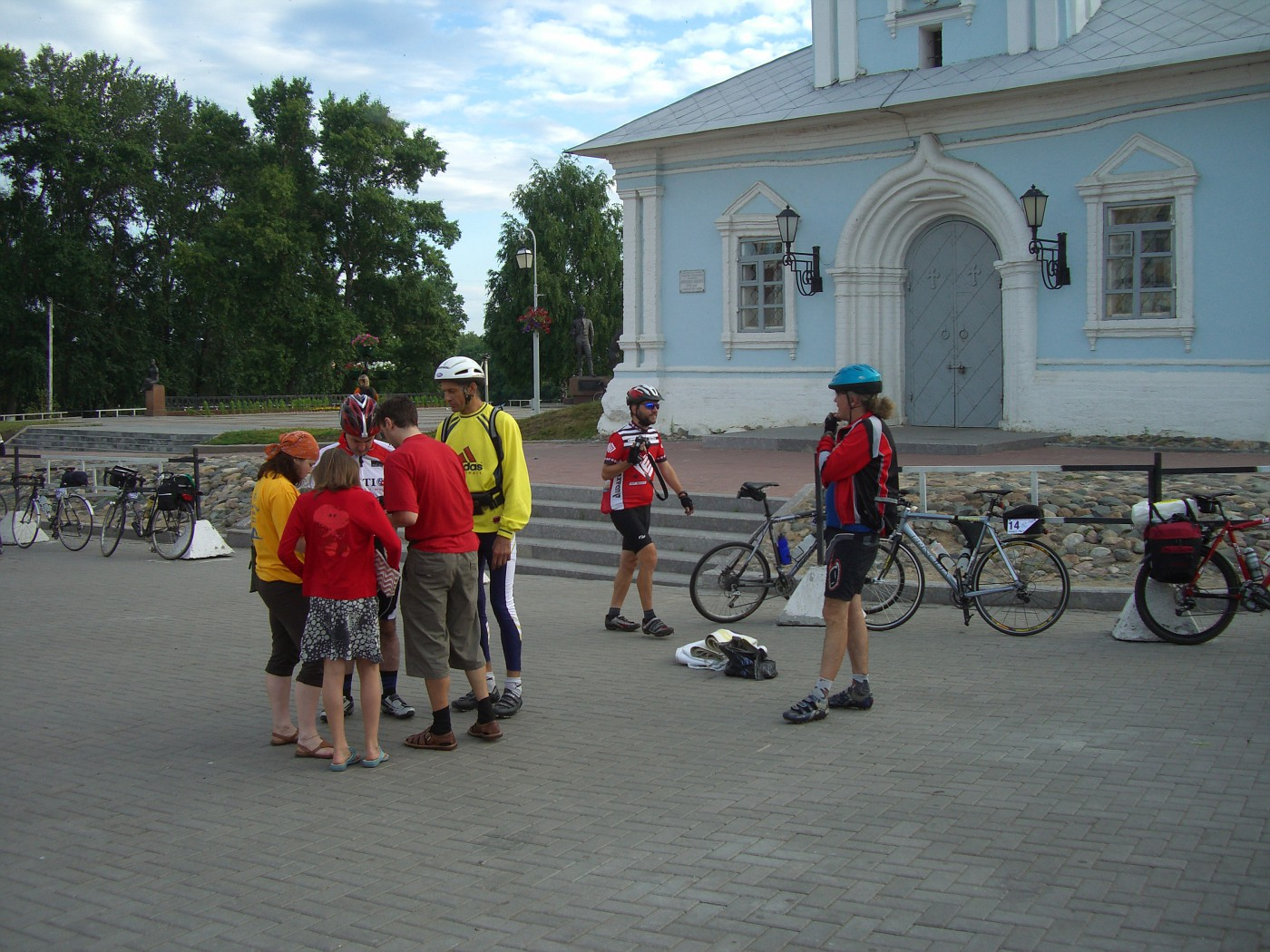 Kremlplatz in Vologda