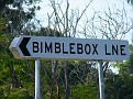 Bimblebox Lane