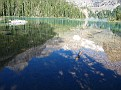 Reflections in Lake O'Hara